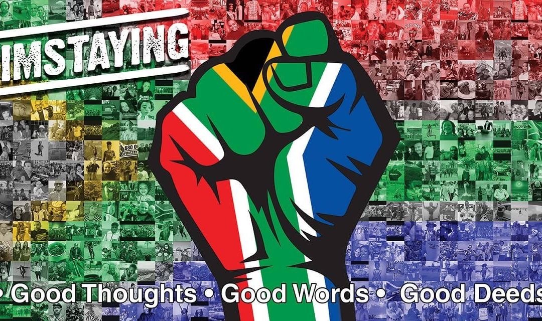 #NamaStay my fellow South-Africans